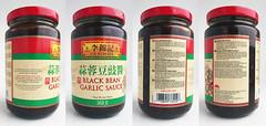 Black Bean Garlic Sauce van LKK