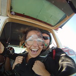 It's time to skydive!