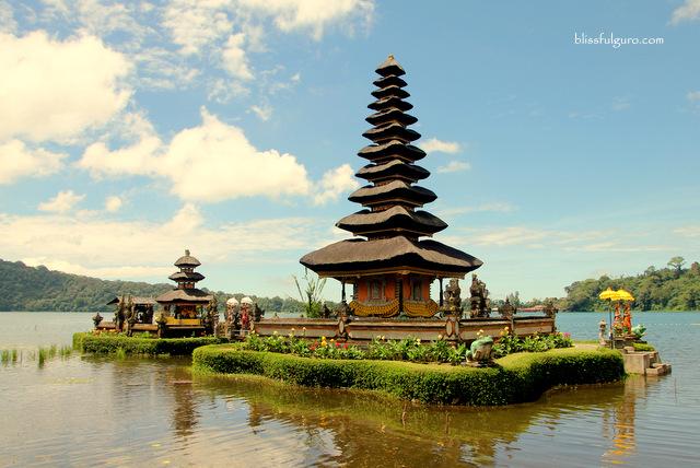 Bratan Temple Bali