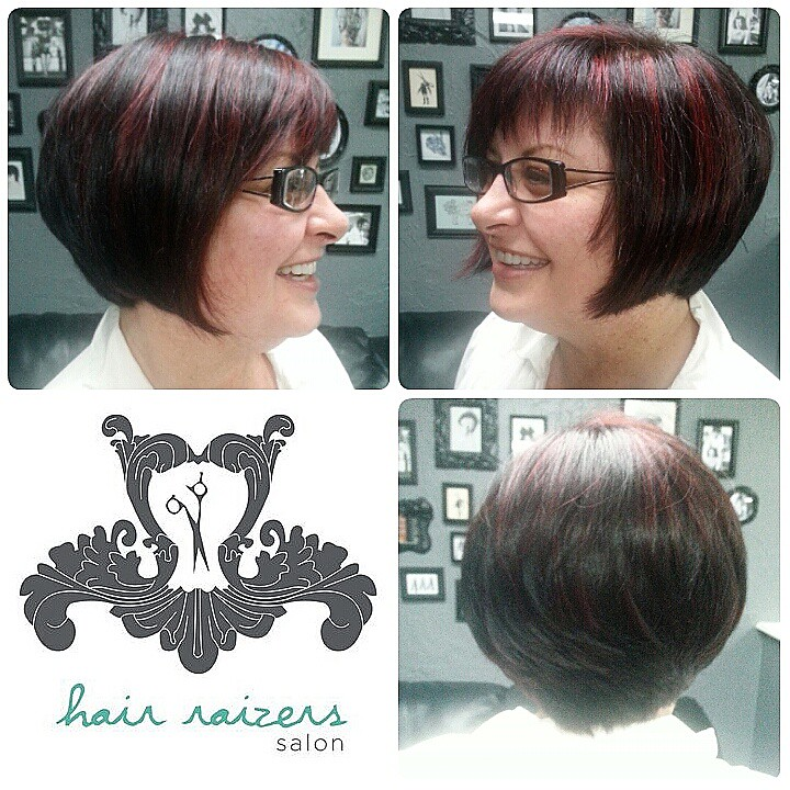 f72cbd7ba8 ... Black Cherry Base Color with High Lift Red | by HAIR RAIZERS SALON