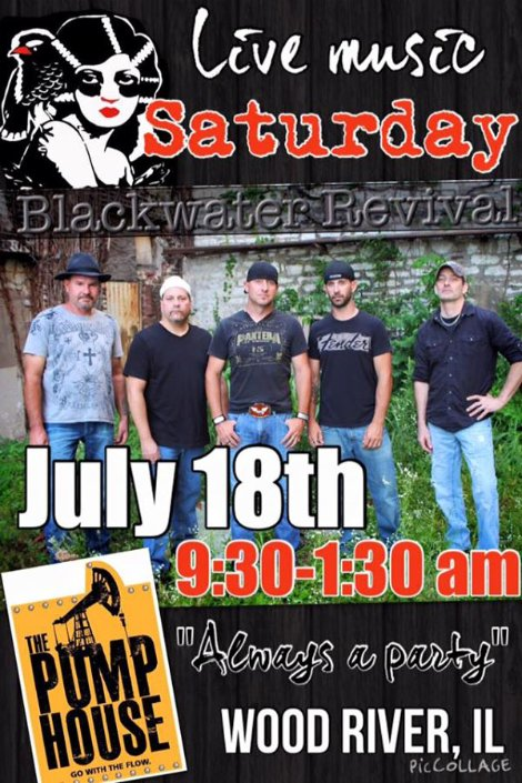 Blackwater Revival 7-18-15