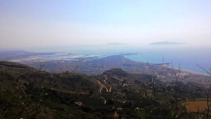 Panorama da Monte Erice