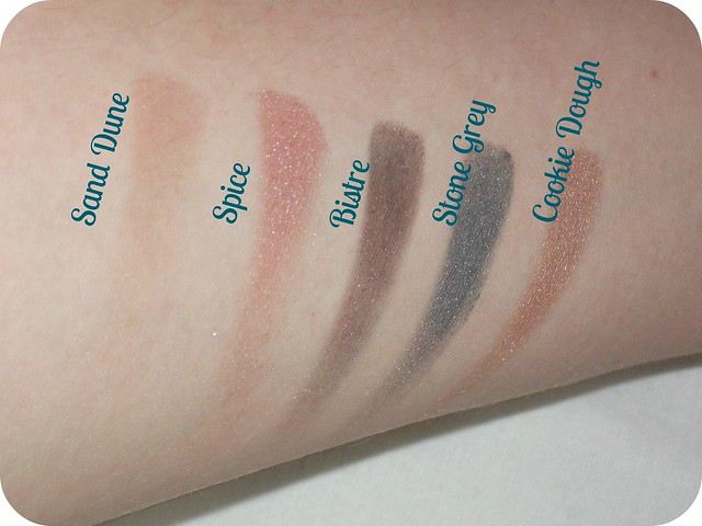 Makeup Revolution BEYOND FLAWLESS Swatches