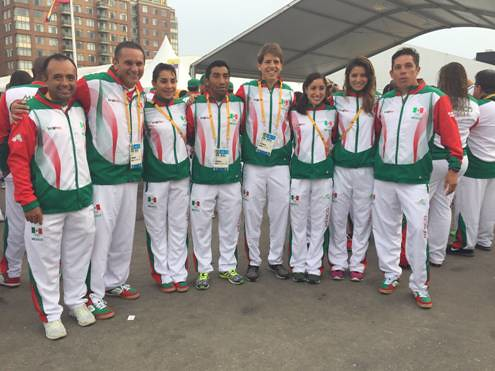 Triatlon Juegos Panamericanos Toronto 2015