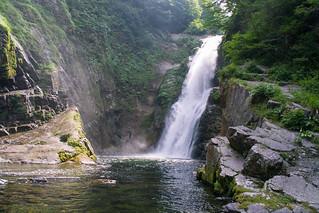 秋保大滝(Akiu Otaki Waterfall)/宮城県仙台市太白区秋保町 July 13, 2015