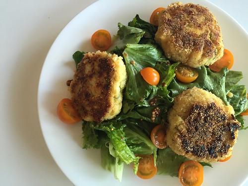 Yankee Fish Cakes