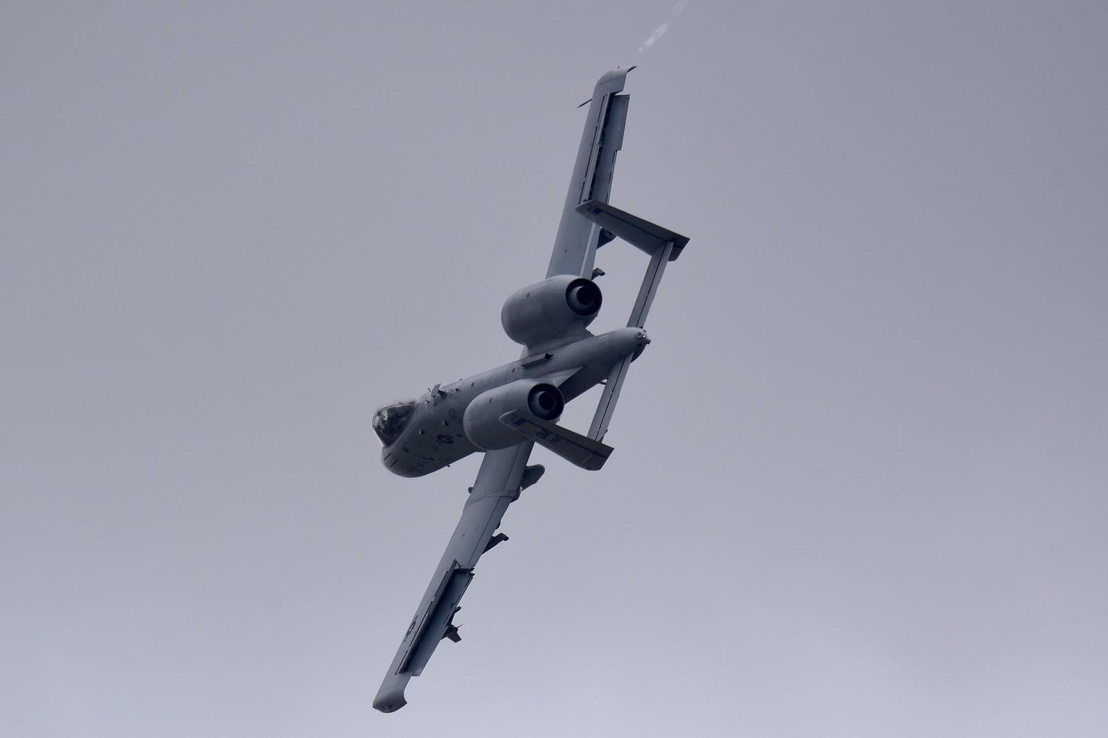 A-10 Thunderbolt 19719362456_dd1467cc95_h