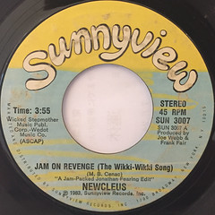 NEWCLEUS:JAM ON REVENGE(LABEL SIDE-A)