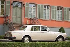 automobile, rolls-royce, executive car, family car, vehicle, rolls-royce silver shadow, bentley t-series, compact car, antique car, sedan, vintage car, land vehicle, luxury vehicle,