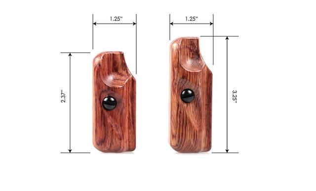 Rosewood Hand Grip iPhone 6/6plus