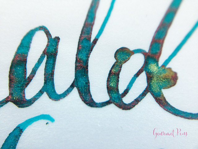 Ink Shot Review J. Herbin 1670 Emerald of Chivor @BureauDirect (15)