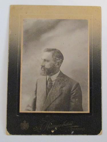 Great Grandfather Moshe b