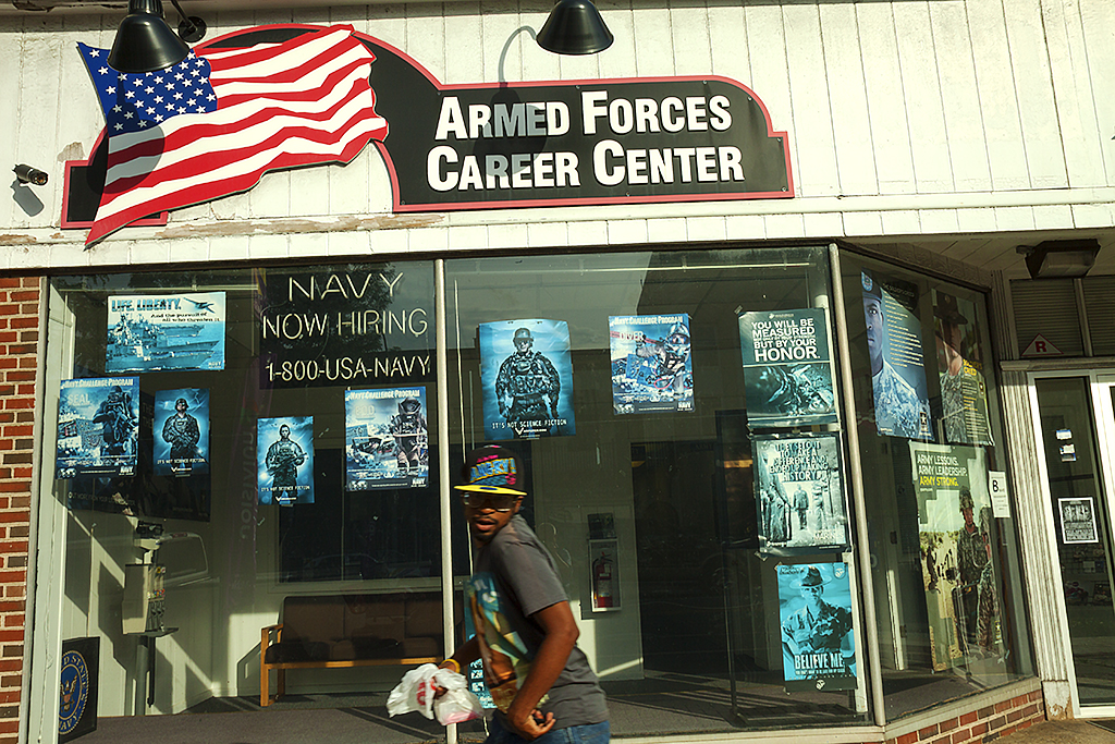 ARMED FORCES CAREER CENTER--Woodbury