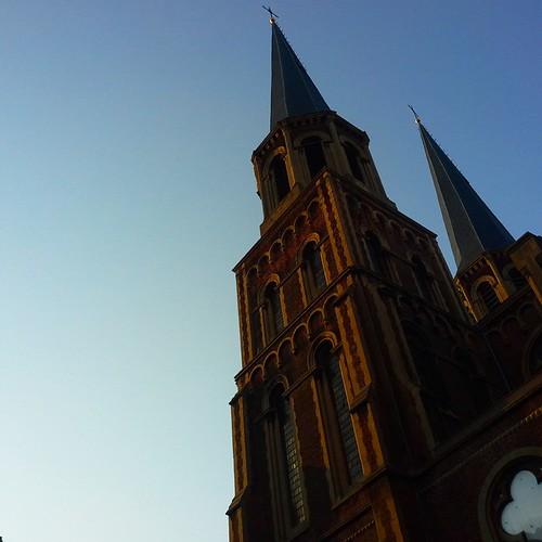 Fiandre: chiesa russo ortodossa, Anversa