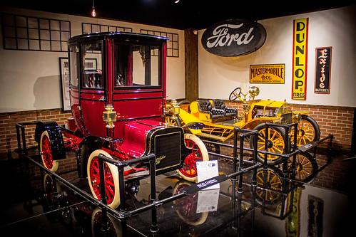 auto classic ford car cadillac speedster modelh gatewayautomuseum