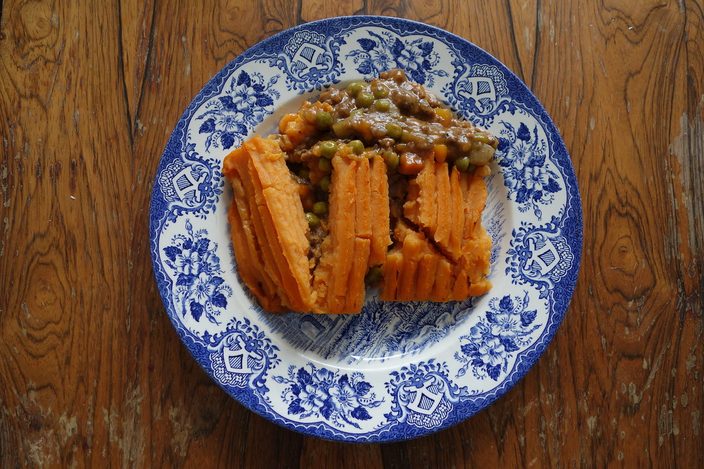Kirsty's Gluten Free Ready Meals - Sweet Potato Cottage Pie