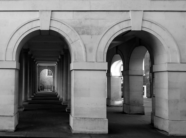 Pump Court Cloister,  Inner Temple