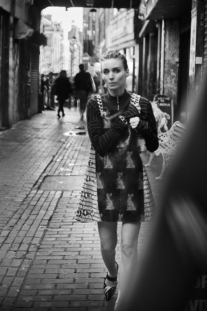 Руни Мара — Фотосессия для «Interview» 2015 – 3