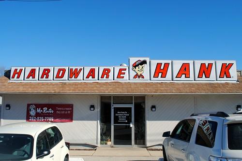 Hardware Hank, Franksville Wisconsin
