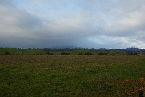 2017-02-02 Mount Diablo hiding in Clouds [#2]
