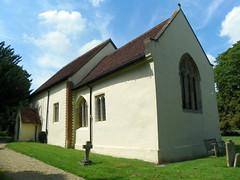 GOC Weston-Bygrave 087: St Margaret of Antioch's church, Bygrave