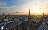 Paris from Sainte Chapelle by A.G. Photographe
