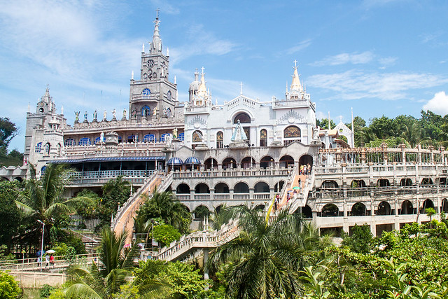 Filipinas - Simala Shrine