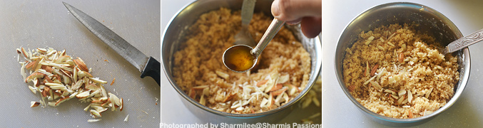 How to make Churma Recipe - Step4