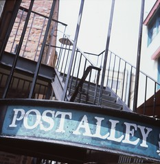 Day 119/365 - Post Alley