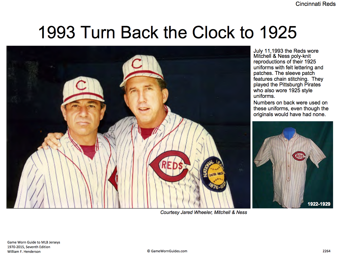 4a6bed40fe4 Honorable Mention  Always fun to see the classic Big Red Machine unis. ...  The Reds also looked good ...