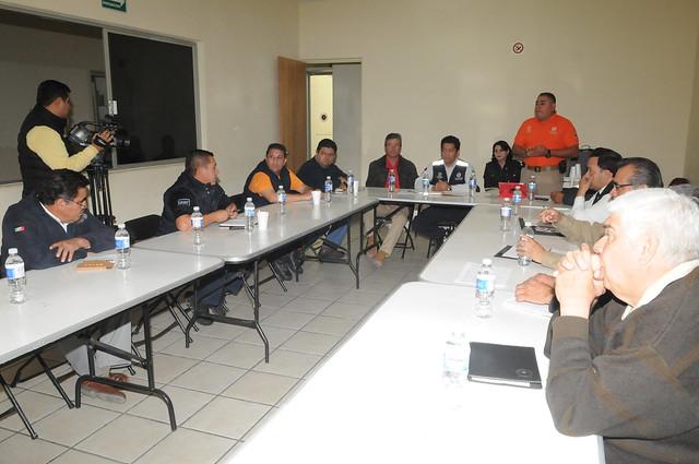 Protección Civil conforma unidad especializada en desastres