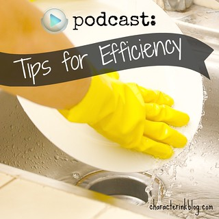 Podcast: Tips for Efficiency