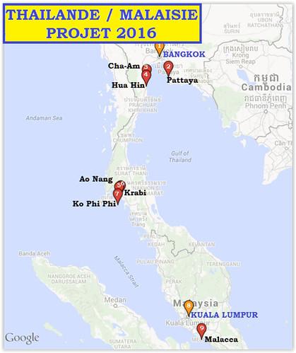 2016-Projet Thailande-Malaisie