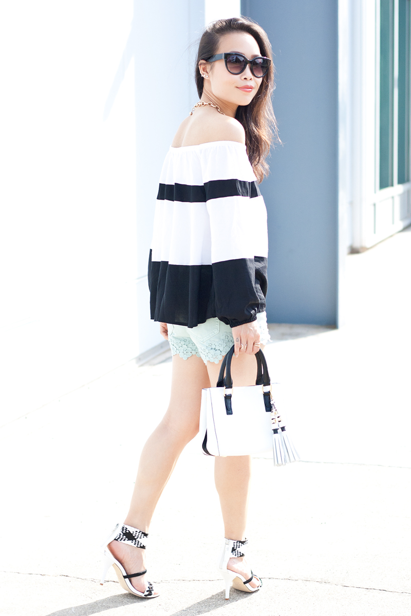 07-black-white-stripes-off-shoulder-denim-heels-sf-sanfrancisco-fashion-style