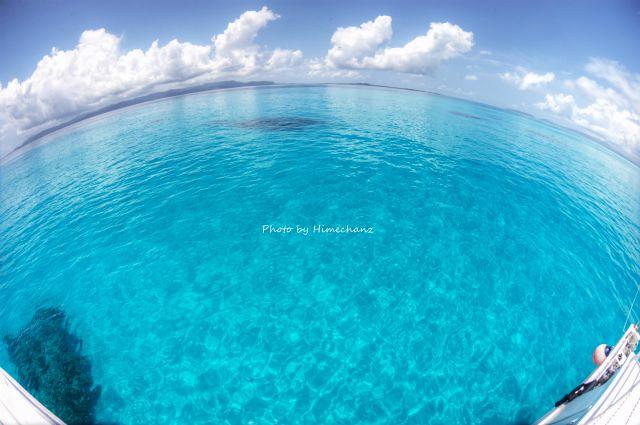 黒島ブルー、キターーーーーーーーーーーー!!!