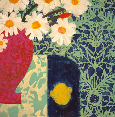 Denise Regan, Lemon and Daisies, 2014