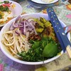 BUR to OAK: Quick Khao Soi on the way to airport? Hell yeah... by Bookeditor