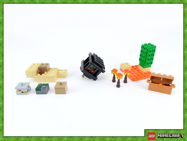 Review - 21119 LEGO Minecraft The Dungeon από EUROBRICKS 19858682962_9e1ee9bf5f_z