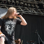 TOTAL ANNIHILATION - Metaldays 2015, Tolmin