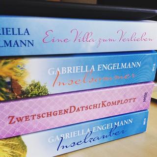 #Gelesen im Mai, Juni und Juli. Hat sich nur immer nicht gelohnt, wegen eines Buches ein Fass aufzumachen ;) #gabriellaengelmann #ritafalk #kindle #eBookReaderLeser