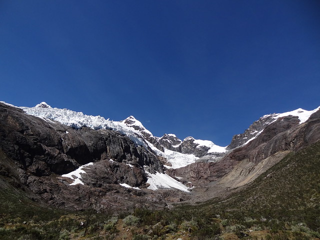 Highlights of the Cordillera Blanca Traverse: Quebrada Cayesh, terminus