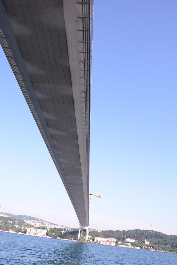 ボスポラス大橋2008