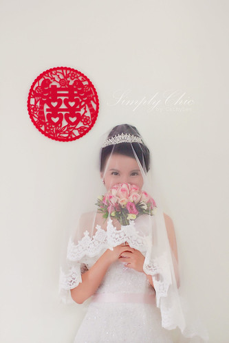 Chloe ~ Wedding Day