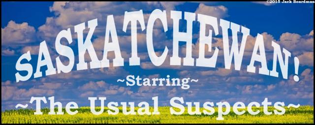 Saskatchewan Banner
