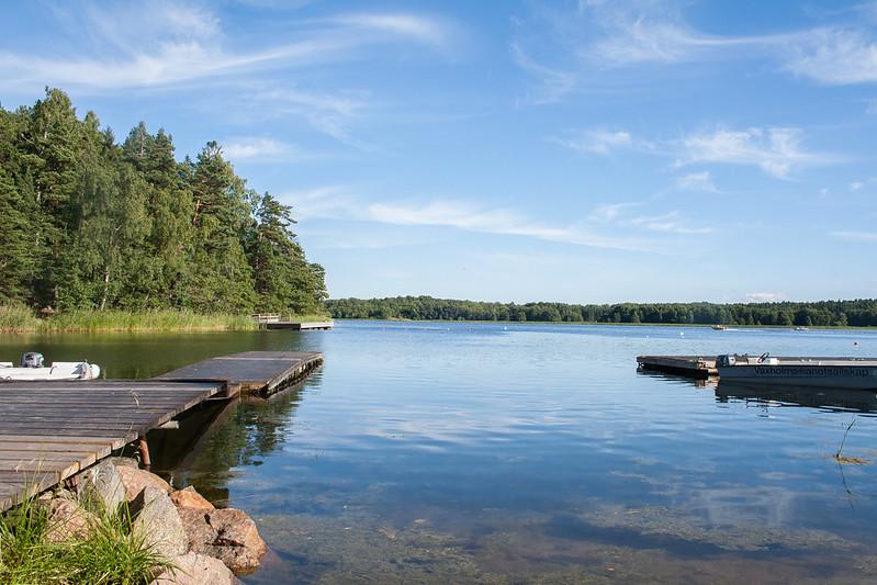 Vaxholm, Swedish Archipelago