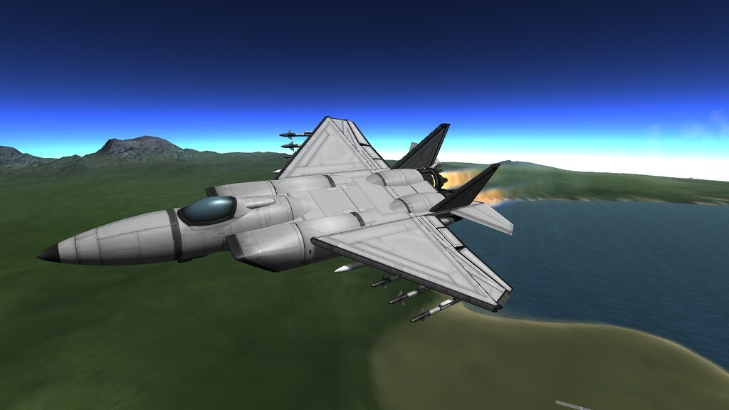 how to create a fighter jet prohgram