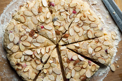 Cranberry Almond Scones | Will Cook For Friends