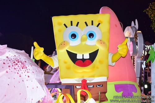 Glittering Holiday Parade at SM City Pampanga