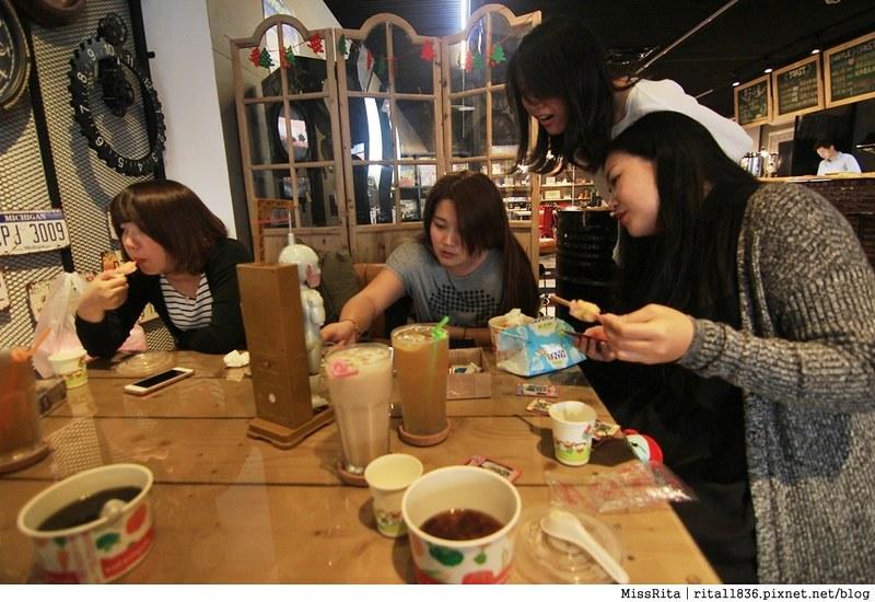 一粒麥子 台中桌遊 台中耶誕聚 台中桌遊店 一粒麥子桌遊 工業風 Dooopo 都品家居29