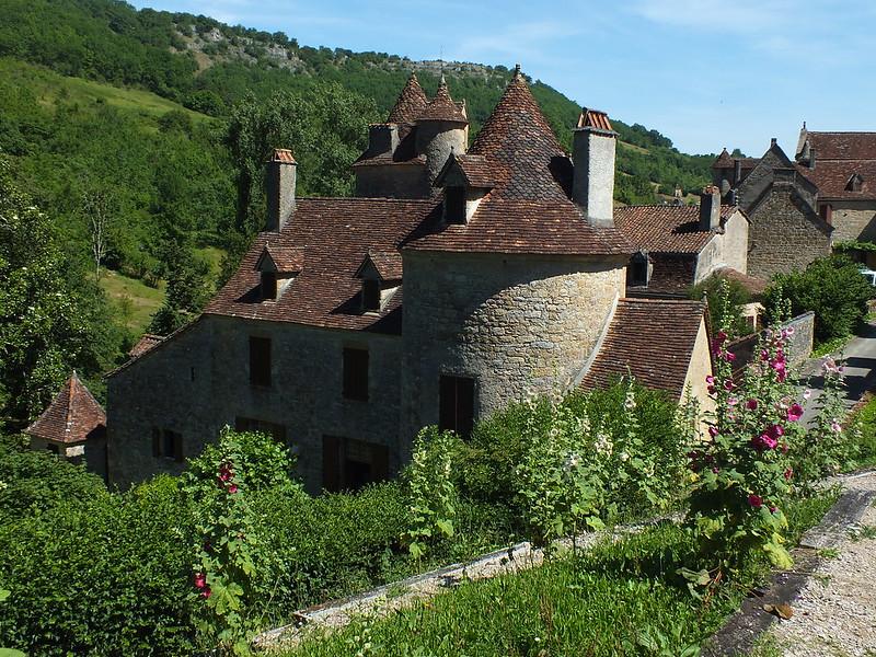 [011-004] Autoire - Manoir dit Château de Limargue